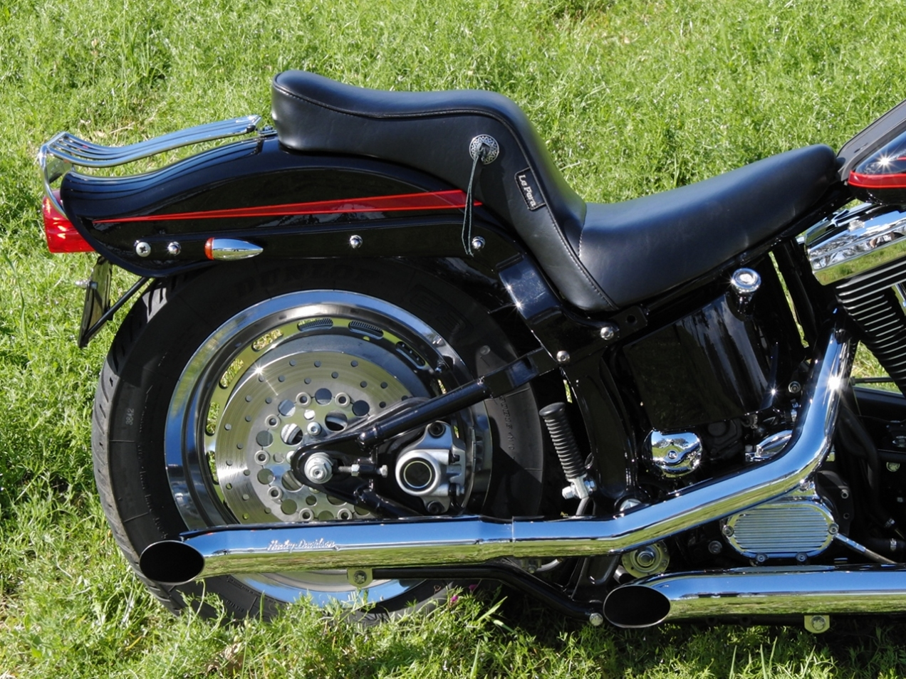 harley-davidson-softail-springer-1995-bad-boy-FXSTSB-evolution-1340-carlini-evil-apehangers-lepera-le-pera-cherokee-seat-jeremiah-watt-slotted-concho-joker-machine-mirrors-psalmistice_CIMG2838