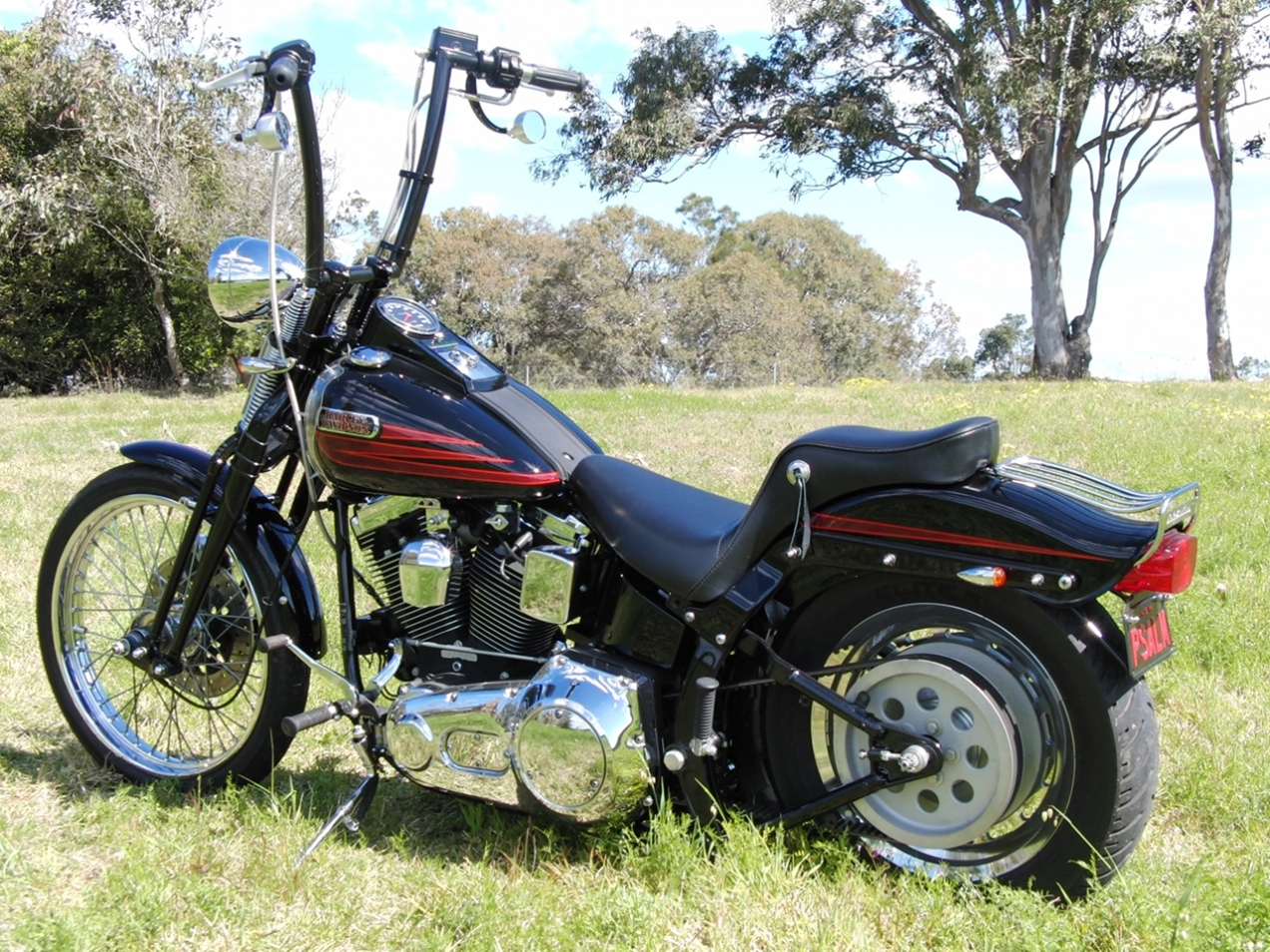harley-davidson-softail-springer-1995-bad-boy-FXSTSB-evolution-1340-carlini-evil-apehangers-lepera-le-pera-cherokee-seat-jeremiah-watt-slotted-concho-joker-machine-mirrors-psalmistice_CIMG2827