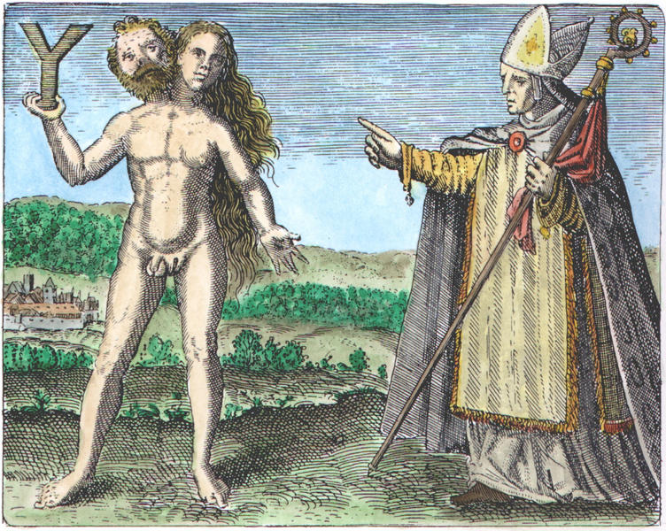 Albertus Magnus from Maier, Symbola aurea mensae, Franckfurt 1617.jpg