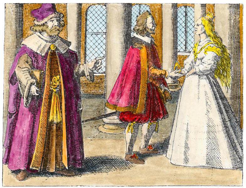 Arnold of Villanova from Maier, Symbola aurea mensae, Franckfurt, 1617_A280