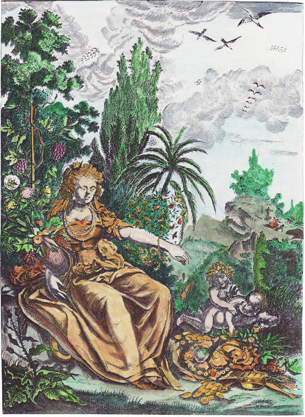 Barent Coenders van Helpen, L'Escalier des Sages, Cologne, 1693