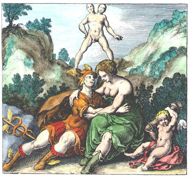 Michael Maier, Atalanta Fugiens, Emblemata Nova De Secretis Naturae Chymica, 1618