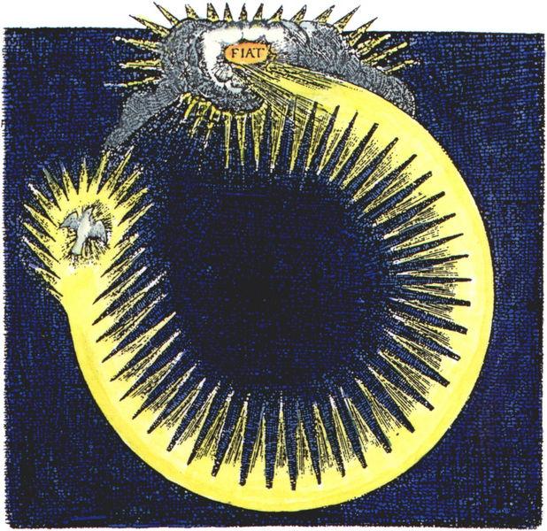 Robert Fludd, Utriusque Cosmi Maioris scilicet et Minoris Metaphysica Physica Atque Technica Historia, 1617-1621