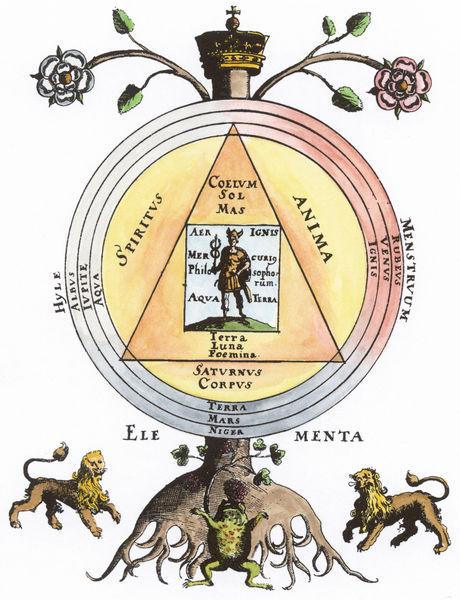 Samuel Norton, Alchymiæ Complementum et Perfectio, 1630
